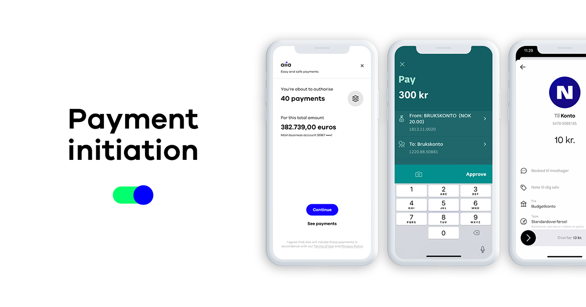 Payment Initiation